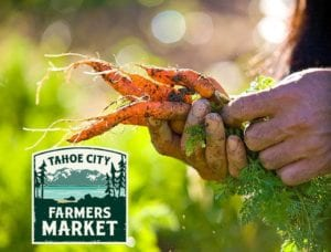 Tahoe City Farmers Market @ Tahoe City, Commons Beach | Tahoe City | California | United States