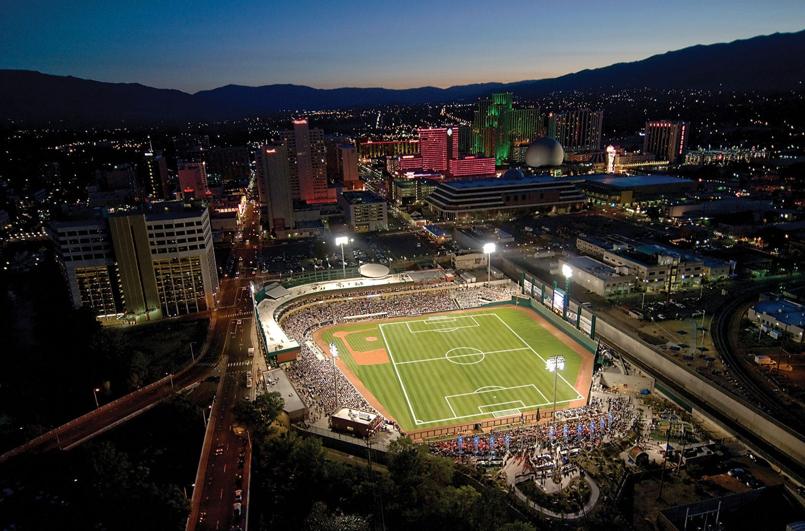 Reno's Greater Nevada Field a Versatile Gem - Tahoe Quarterly