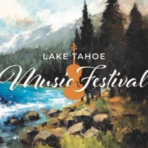 Lake Tahoe Music Festival Sunset Serenades @ Squaw Valley Chapel Garden