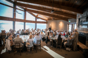 Winemakers' Dinner @ Thunderbird Lodge Lake Tahoe