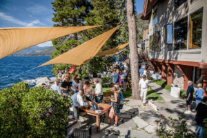 Thunderfaire Lakeside Food & Wine Fair @ Thunderbird Lodge Lake Tahoe