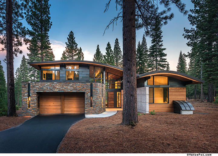 Fresh Curves - Tahoe Quarterly on octagonal house designs, porch roof designs, beach house designs, contemporary interior house designs, curved pergola designs covered roof, unique roof designs, shed house designs, modern house plans and designs, architect house designs, ultra-modern house designs, stucco house designs, brick arched entry home designs, swimming pool house designs, loft house designs,