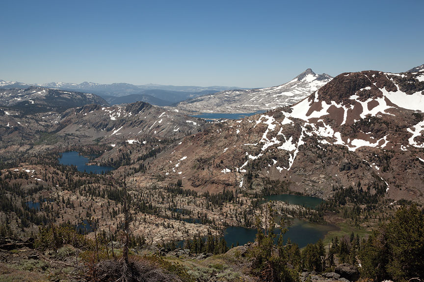 Desolation Wilderness: Cherished and Guarded - Tahoe Quarterly