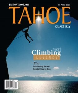 Best of Tahoe 2017 Cover