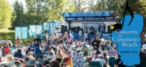 Concerts at Commons Beach @ Commons Beach, Tahoe City | Tahoe City | California | United States