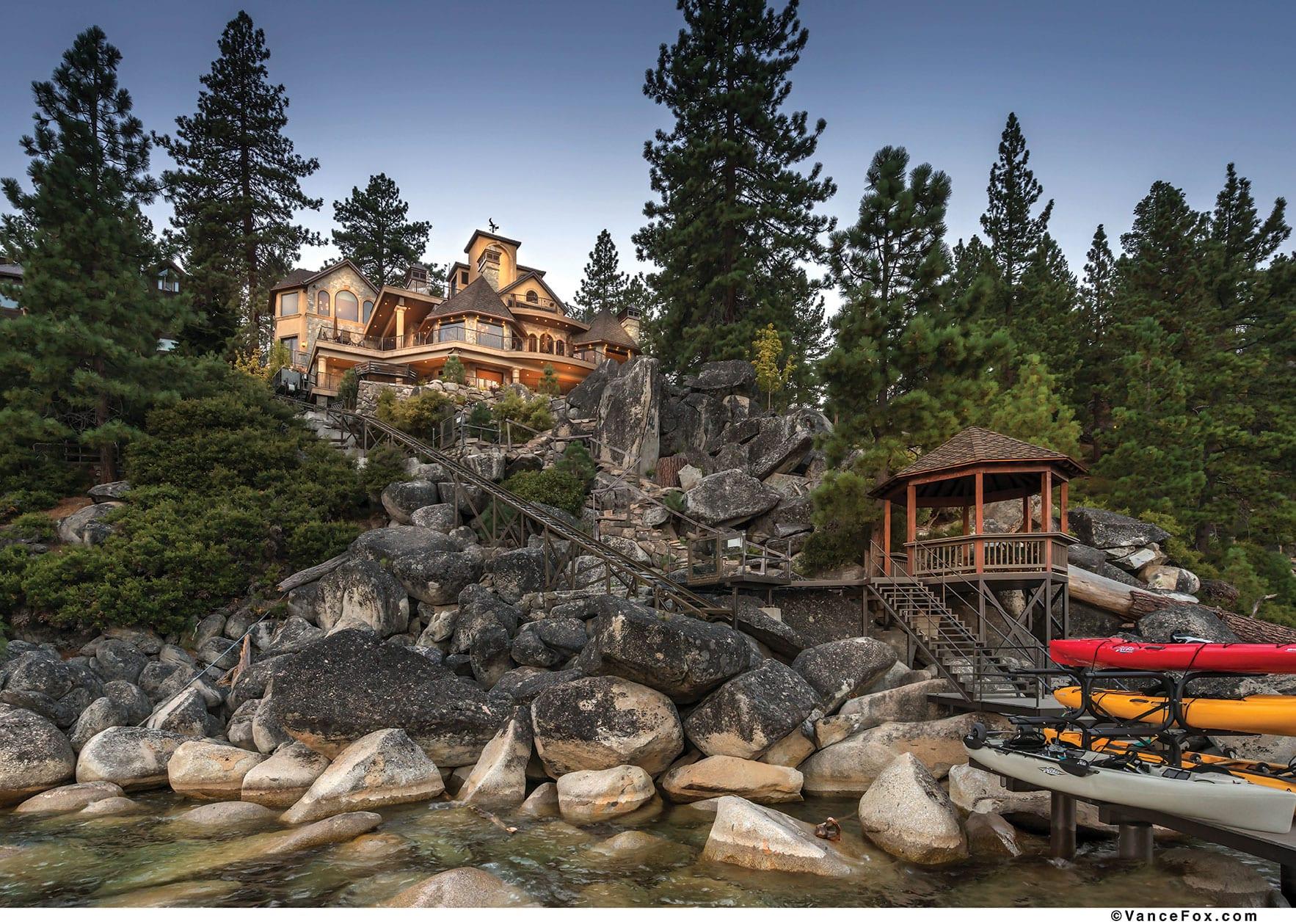 Shoreline Splendor - Tahoe Quarterly