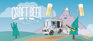 4th Annual Craft Beer & Food Truck Festival @ Homewood Mountain Resort