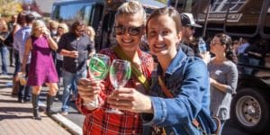 16th Annual Downtown Truckee Wine Walk and Shop @ Down Town Truckee