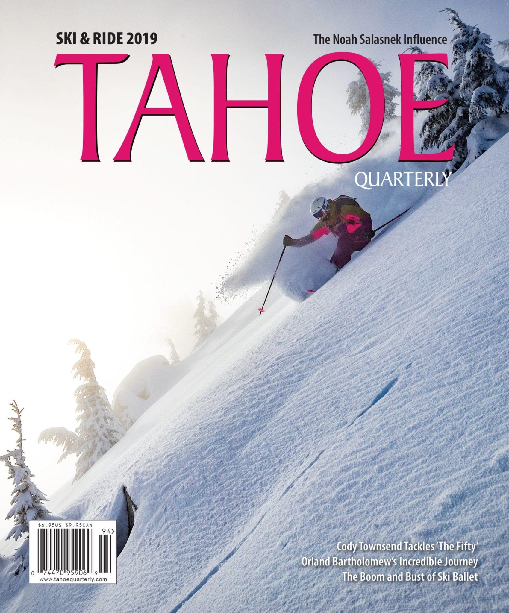 Ski & Ride 2019 Cover