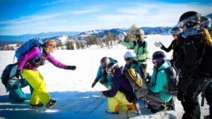 Safe-As Women's Avalanche Safety Clinic @ Squaw Valley