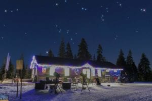 Snowshoe Stargazing Tours @ Northstar