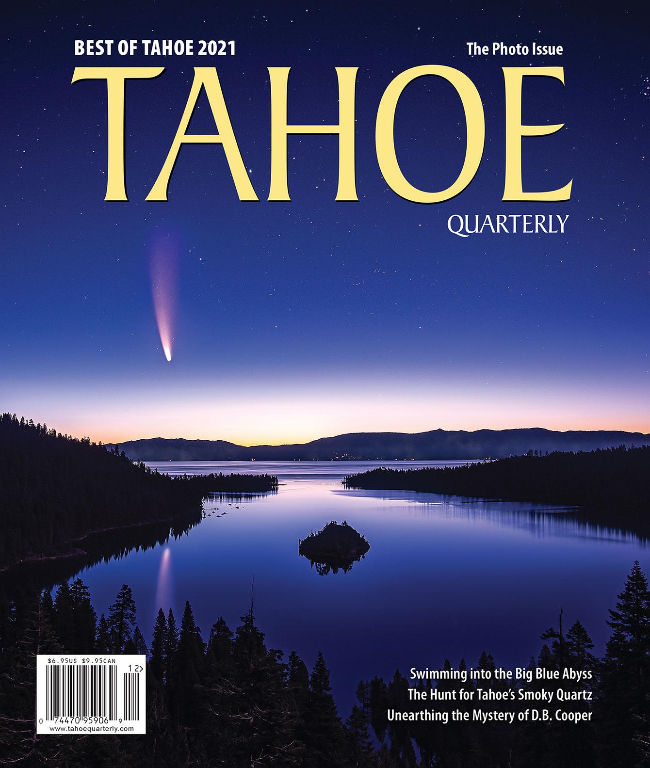 Best of Tahoe 2021