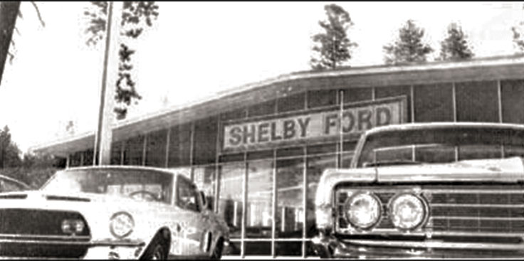 Carroll Shelby: The Myth and the Man - Tahoe Quarterly